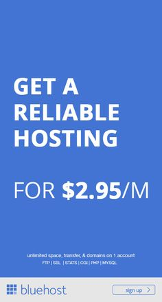 Looking forward to start a #website? Get a #reliable #hosting and #build your money-making #machine!  #moneymaking #makemoneyonline #makemoneyfromhome #blue