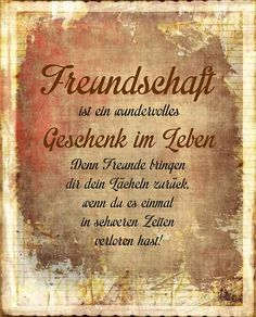 Friendship is a wonderful gift in life. Because friends bring you … - Geschenke Bible Quotes, Bible Verses, Mothers Day Cards, Friendship Quotes, Affirmations, Funny Quotes, Told You So, Inspirational Quotes, Wisdom
