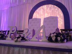 weeding, wesele w namiocie, fioletowe dekoracje, Hala namiotowa Constancja