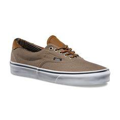 Vans Kids Boys Shoes Waxed C&L Dress Blues/White