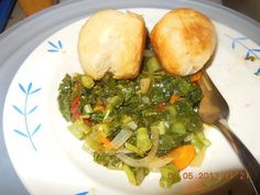 Steamed Callaloo is both delicious and nutritious and is quick and easy to prepare, you can enjoy this dish with fried dumplings, rice or hard food…