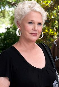 Sharon Gless....I love her hair and her character on Burn Notice.