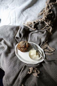 Wholehearted Eats : Buckwheat Banana Muffins