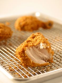 Oven Fried Chicken recipe from Food Network Kitchen via Food Network