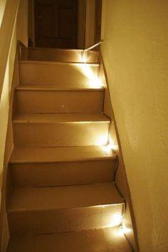 Ordinaire LED Stair Lighting