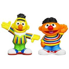 Sesame Street Figure 2 Pack - Bert and Ernie