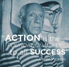 Pablo Picasso | 14 Excellent Pieces Of Advice Every Artist Should Remember