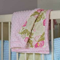 Skip & Stomp's Minky cuddle Blankets