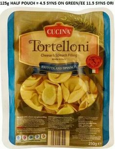 Aldi Pasta Aldi Slimming World Syns, Slimming World Syn Values, Slimming World Tips, Aldi Syns, How To Make Cheese, Eating Plans, Healthy Eating, Healthy Food, Meal Planning