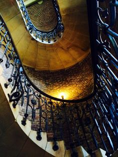 Yale U. Staircase- Beauty everywhere