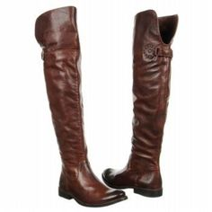 60aeaa2db6b FRYE Shirley Over The Knee Boots - Brown You have finally found the