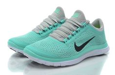 2013 Best Selling Nike Free 3.0 V5 Womens Mint Green - Click Image to Close