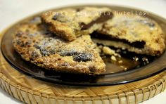 Torta Sablè alla Nutella - Rosso Fragola http://blog.giallozafferano.it/myrossofragola/torta-sable-alla-nutella/