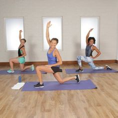 At-Home Cardio With Focus on Legs