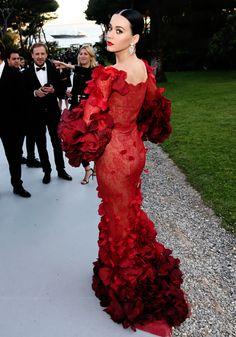 Katy Perry attends amfAR's 2016 Cinema Against... | I ❤ Katy Perry