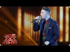 Nicholas McDonald sings The Climb by Miley Cyrus - Live Week 7 - The X F...