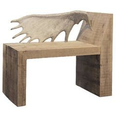 Rick Owens / Tomb Stag Bench