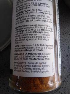 Stir Fry, Onion, Mustard, Fries, Protein, Veggies, Coconut, Herbs, Organic
