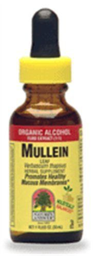 The Product Mullein Leaf, Organic Alcohol Extract, 2 fl oz (60 ml)  Can Be Found At - http://vitamins-minerals-supplements.co.uk/product/mullein-leaf-organic-alcohol-extract-2-fl-oz-60-ml/