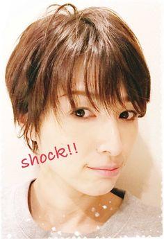 ✨ Short Cuts, Short Hair Styles, Image, Pixie Cuts, Bob Styles, Short Hair Cuts, Short Hairstyles, Short Hairstyle, Short Hair Dos