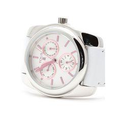 tous reloj blanco - Buscar con Google Michael Kors Watch, Chronograph, Luxury, Google, Accessories, Fashion, White Watches, Moda, Fashion Styles