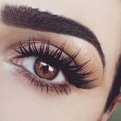 Best Makeup Ideas For Laying Mascara And Eyeliner Makeup Goals, Love Makeup, Makeup Inspo, Makeup Inspiration, Hair Makeup, Makeup Ideas, Makeup For Small Eyes, Makeup Style, Makeup Tutorials