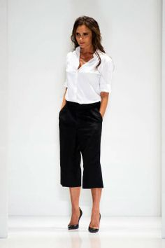 Victoria Beckham Spring 2014 Ready-to-Wear Collection
