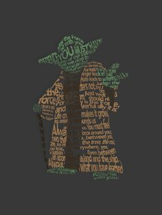 #Star #Wars Typographyby Autumn MichelleRead More ➤ http://back.ly/WkyeE