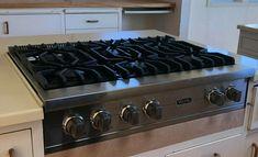 "Viking 36"" 6-Burner Gas Range Top · $2,250.00 Gas Range Top, Electric Oven, Gas Stove, Kitchen Appliances, Diy Kitchen Appliances, Home Appliances, Gas Oven, Kitchen Gadgets"