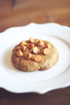 One Minute Peanut Butter Cookie for One