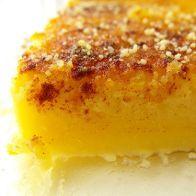 Receita: Queijada de leite e laranja - SAPO Sabores
