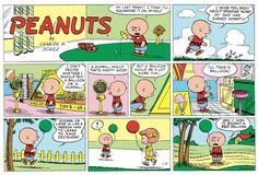 Peanuts Begins Comic Strip, October 23, 2016     on GoComics.com