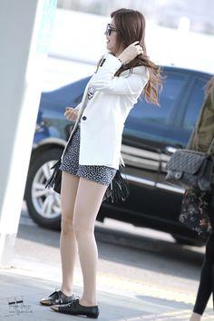 SNSD SeoHyun @ Airport