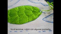 http://atvnetworksamerica.com/ bordado fantasia 4 hoja con ondas