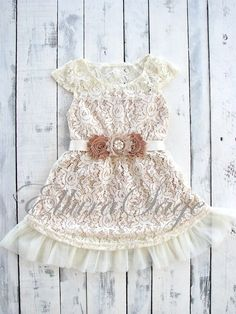 Hey, I found this really awesome Etsy listing at https://www.etsy.com/listing/245973789/flower-girl-dress-lace-flower-girl-dress