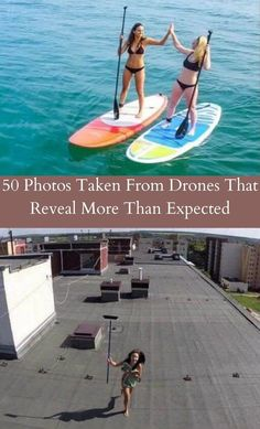 The days when drones were only used by the military are gone and now ordinary people use it for recreational and professional purposes. #50 #Photos #Drones
