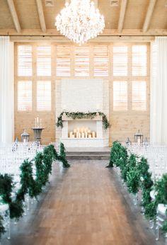 Wedding Venues in Dallas - Hidden Pines Chapel