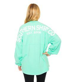 New Mint Southern Shirt Co. ($60)