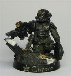 Image result for Power shield glow 40k