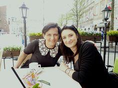 with Mum <3