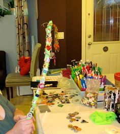 ART THERAPY REFLECTIONS: Art Therapy and Magic Wands
