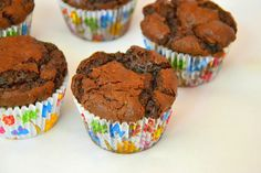 Death By Chocolate Muffins