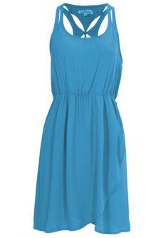 Lattice Back Dress - Live Clothing