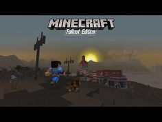 Minecraft and Fallout mash up on Xbox with a new DLC pack Gamer News, Xbox News, New Games For Ps4, Xbox One Games, Ps4 Games, Mine Minecraft, Minecraft Games, Latest Games