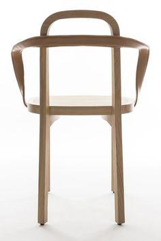 Siro+ chair designed by Raffaella Mangiarotti and Ilkka Suppanen for Finnish brand Woodnotes