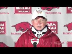 Bobby Petrino Lies About Motorcycle Accident - YouTube
