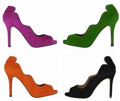 Gordana Dimitrijevic Bosnian Shoe Designer Conquers Paris.