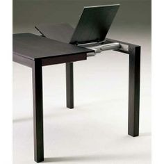 Minima | Tables | Resource Furniture  Cute space saving / expandable table.