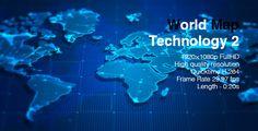 World Map Technology 2 #Background, #BomMan, #Business, #Connecting, #Corporate, #Dark, #Global, #HiTech, #Lines, #Map, #Network, #News, #Plexus, #Presentation, #Technology, #World https://goo.gl/KIYzcZ