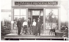 Lynn Valley General Store North Vancouver, Iconic Photos, Most Beautiful Cities, Best Location, Historical Photos, British Columbia, North West, West Coast, Canada